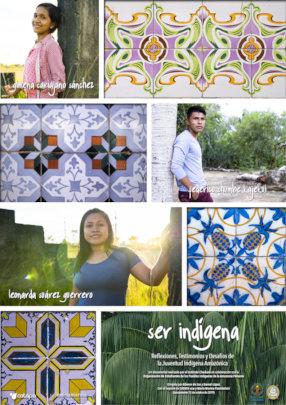 """Ser Indigena"" the documentary poster"