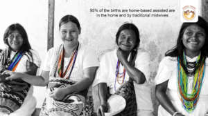 Traditional Arhuaco Midwives