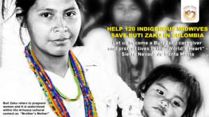 Help Indigenous Midwives Save Mothers' Lives