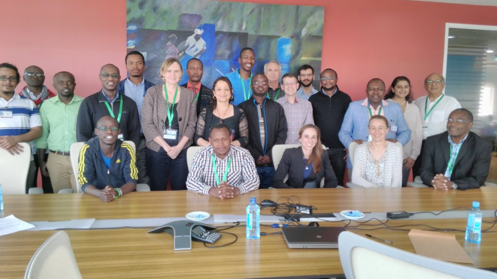 Training African Pathologists in Cancer Staging
