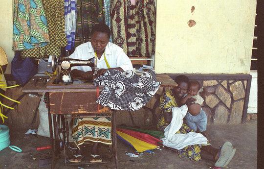 Combat Violence in 50 Rwanda Households