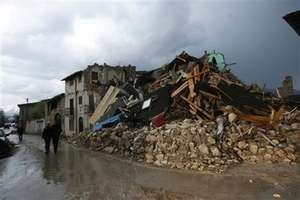 Italy Earthquake Relief and Recovery Fund