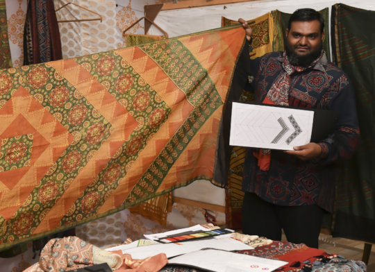 Jabbar Khatri presents his collection
