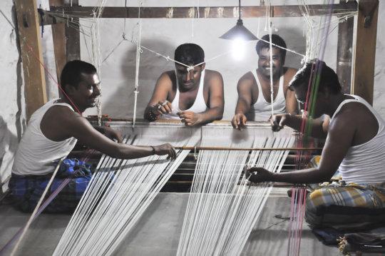 Bagalkot team revives the Ilkal loom