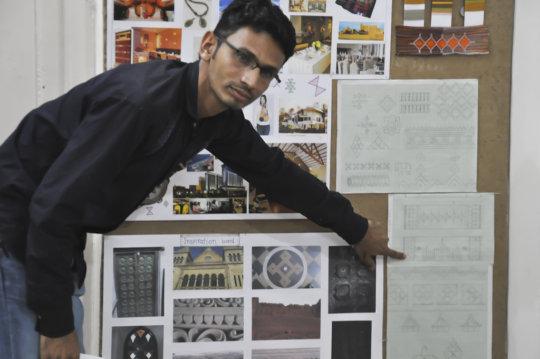 Shamjibhai presents his collection concepts