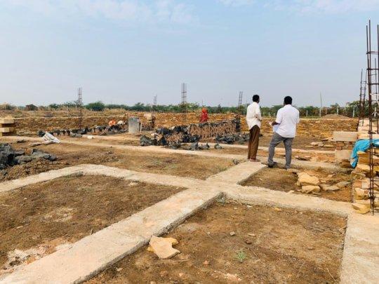 SKV Campus Construction