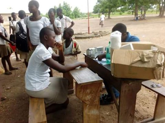 Sexual Health Among 5000 Young Students in Togo