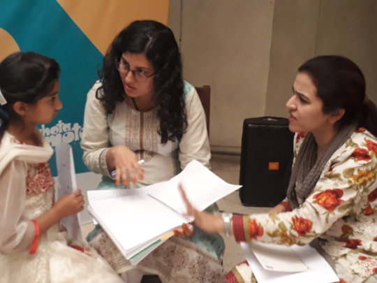 Storytelling with Dialogue Workshop