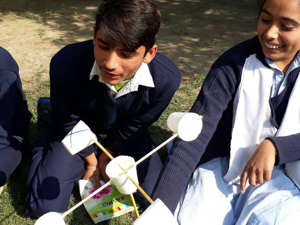 Educate the Most Underserved Children of Pakistan