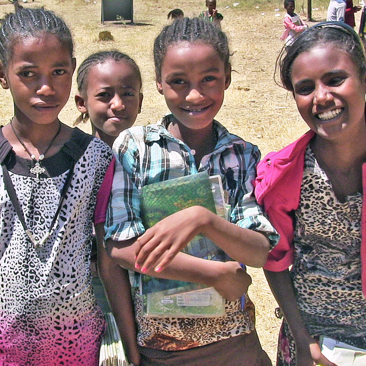 Support Education for 100 Girls in Ethiopia