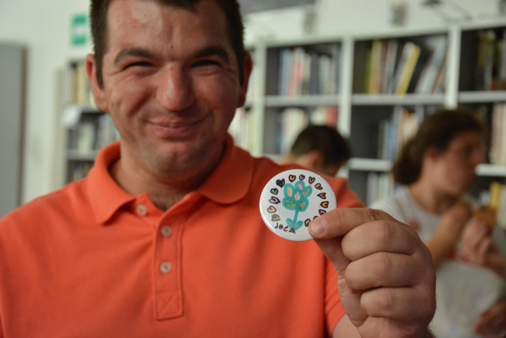 Help People with Intellectual Disabilities -Serbia