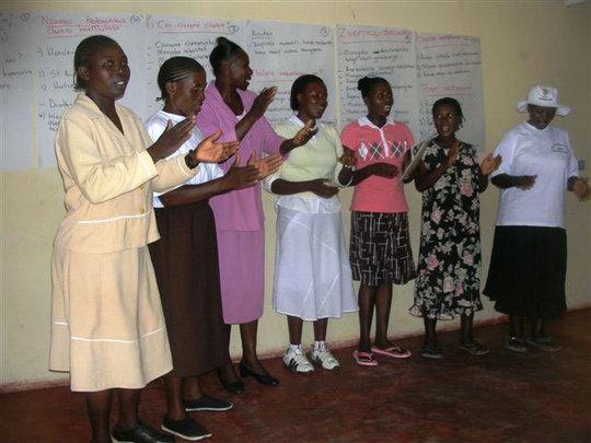 Improve Health in rural Zimbabwe
