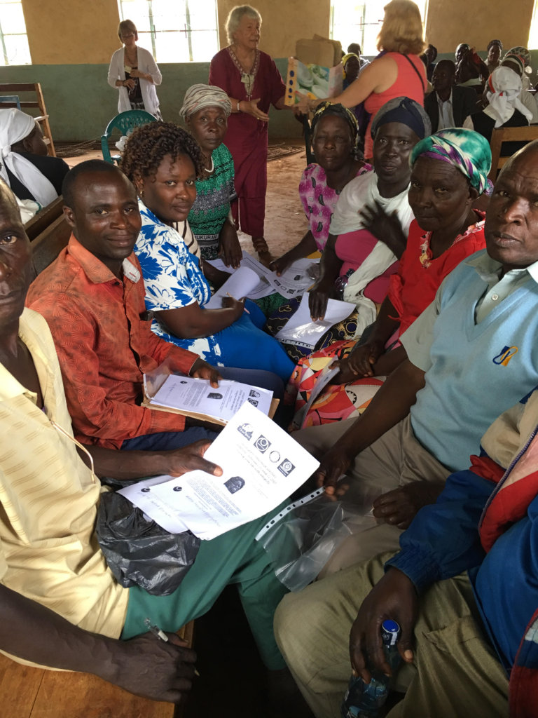 Virtues and Community Development for Kenya
