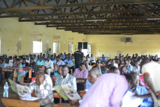 Teacher Training in Lira, Northern Uganda