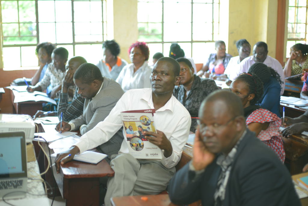 Teacher Training in Western Uganda