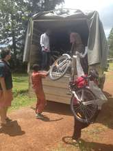 Bikes from Kenya