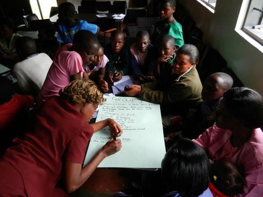 Workshop for Peer Education