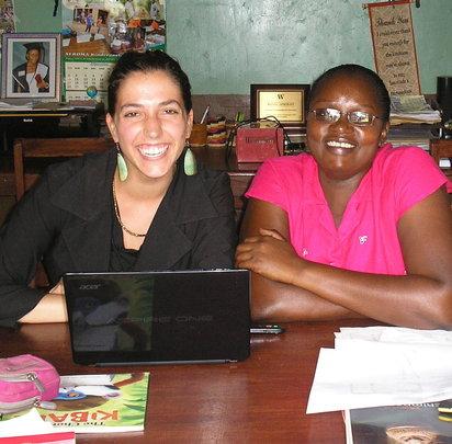 Field Director and Ugandan Director