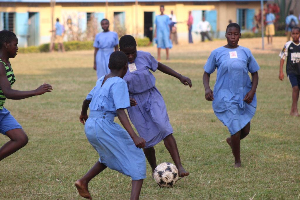 Soccer for Girls