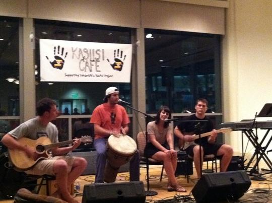 Kasiisi Cafe @ Vanderbilt