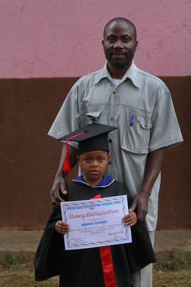 Proud Parent and Student