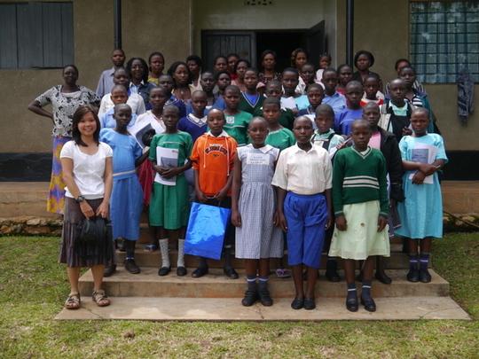 Girls Peer Education Group