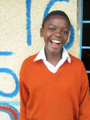 Kasiisi Project Girls Scholar