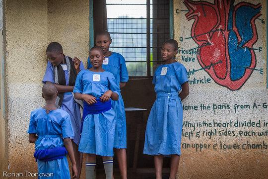 Primary School Girls