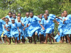 Kasiisi Primary School Girls