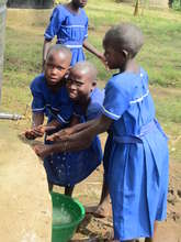 Girls Health Project - Handwashing