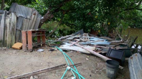 Former House Demolition