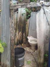 Current bathroom facility