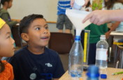 Hands-on science for 3500 underserved kids