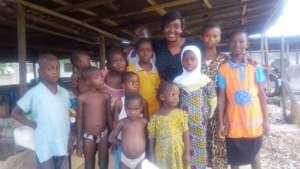 Children of Cassava Processors