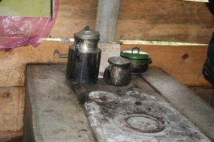 Fuel-efficient stove
