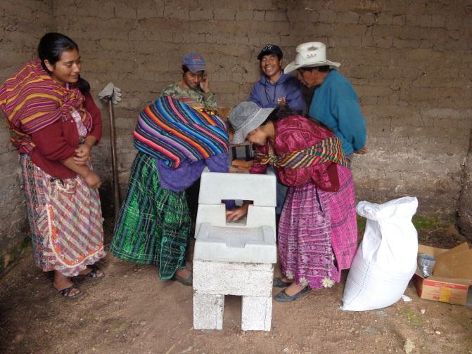 Constructing an ONIL stove