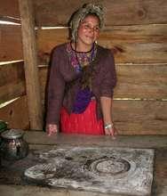 EcoLogic fuel-efficient stove