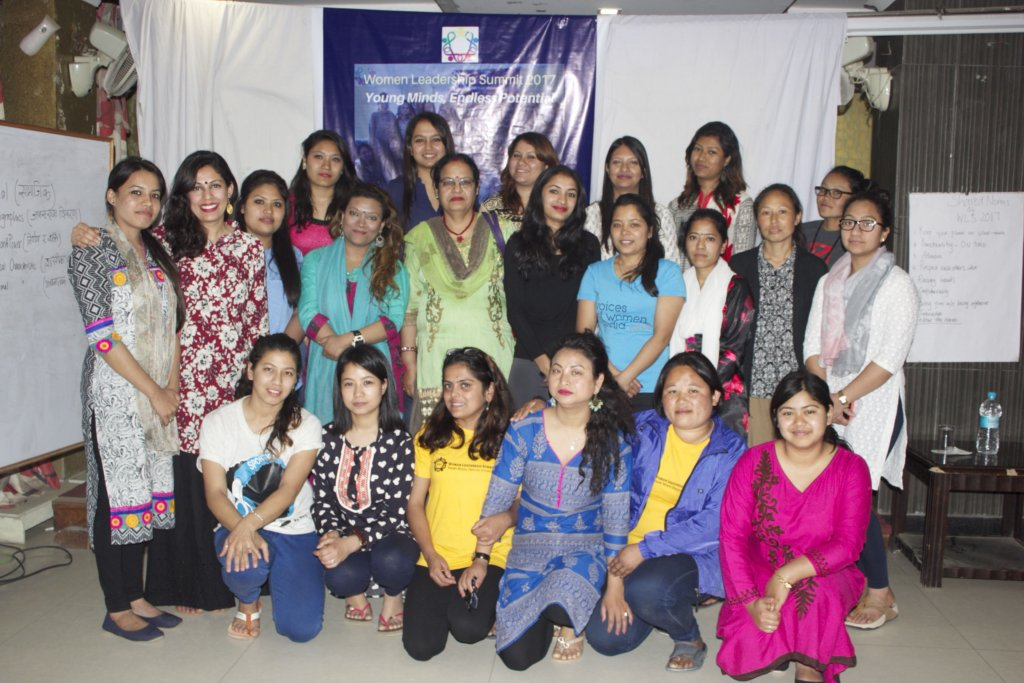 Community Hub for Young Women in Nepal
