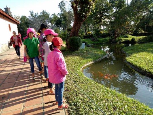 Natural parc visit
