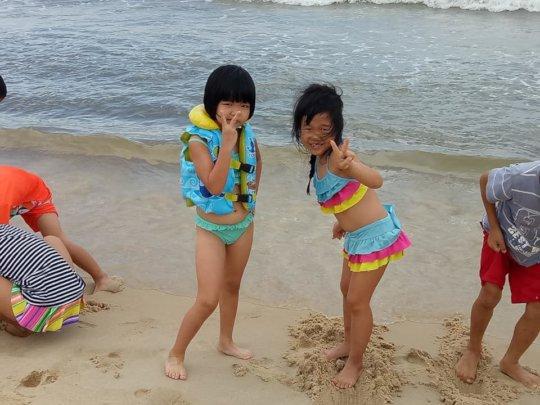 beach event