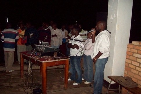 Rwanda Interuniversity VCT Campaign Project(RIVCP)