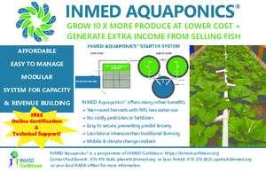 INMED introduces a home aquaponics starter kit (PDF)
