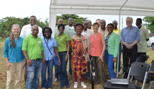 INMED partners with CASE to build IACA capacity