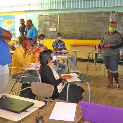 RADA agent training is key to sustainability