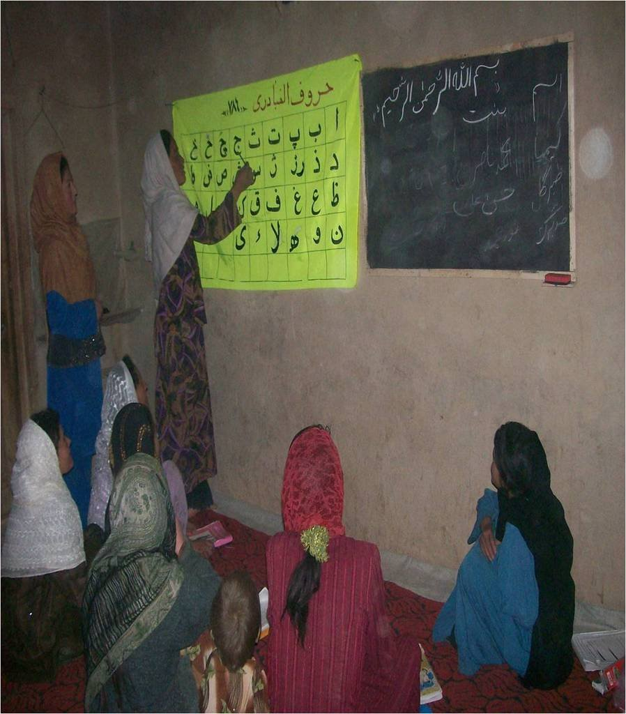 100 Mothers Literacy Program