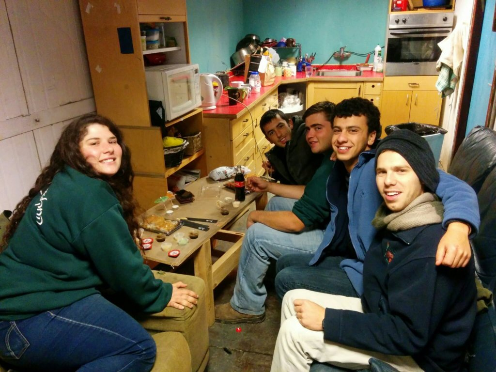 Day Activity Center for Challenged Young Adults