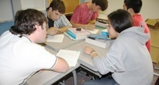 Quality SAT prep for 360 low-income HS students