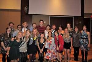 Banquet at Varsity Hall
