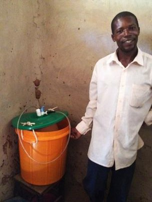 One family using their filtration system