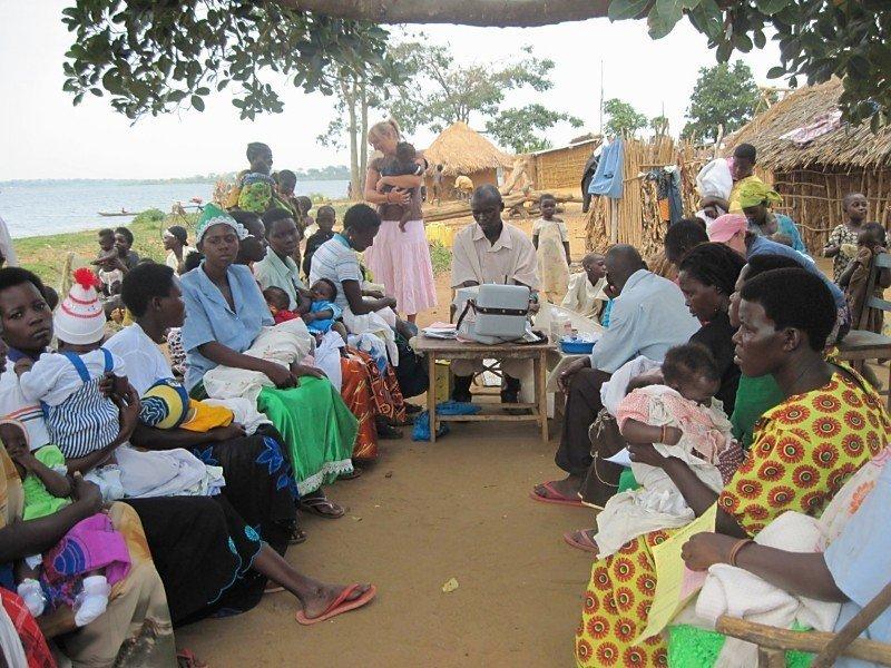 Empowering women and children in Lingira